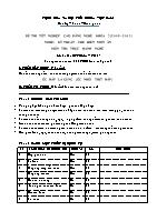 Đề thi tốt nghiệp cao đẳng nghề khóa 3 (2009 – 2012) - Nghề: Kỹ thuật chế biến món ăn - Môn thi: Thực hành nghề - Mã đề thi: KTCBMA – TH 37