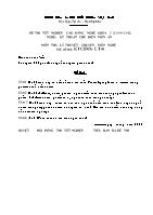 Đề thi tốt nghiệp cao đẳng nghề khoá 3 (2009 - 2012) - Nghề: Kỹ thuật chế biến món ăn - Môn thi: Lý thuyết chuyên môn nghề - Mã đề thi: KTCBMA – LT40