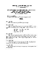 Đề thi tốt nghiệp cao đẳng nghề khoá 3 (2009 - 2012) - Nghề: May - thiết kế thời trang - Môn thi: Lý thuyết chuyên môn nghề - Mã đề thi: MVTKTT – LT 29