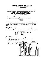 Đề thi tốt nghiệp cao đẳng nghề khoá 3 (2009 - 2012) - Nghề: May - thiết kế thời trang - Môn thi: Lý thuyết chuyên môn nghề - Mã đề thi: MVTKTT – LT 23