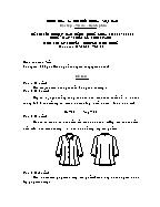 Đề thi tốt nghiệp cao đẳng nghề khoá 3 (2009 - 2012) - Nghề: May - thiết kế thời trang - Môn thi: Lý thuyết chuyên môn nghề - Mã đề thi: MVTKTT – LT 39