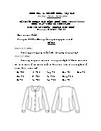 Đề thi tốt nghiệp cao đẳng nghề khoá 3 (2009 - 2012) - Nghề: May - thiết kế thời trang - Môn thi: Lý thuyết chuyên môn nghề - Mã đề thi: MVTKTT – LT 20