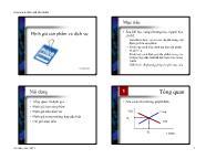 Kế toán tài chính 1 - Chương 6: Định giá sản phẩm