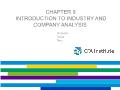 Quĩ đầu tư - Chapter 9: Introduction to industry and company analysis