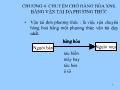 Tài liệu Bảo hiểm - Chương 4: Chuyên chở hàng hóa xnk bằng vận tải đa phương thức