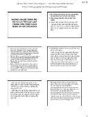 Triết học - Những vấn đề chính trị - Xã hội có tính qui luật trong tiến trình cách mạng xã hội chủ nghĩa
