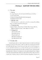 Giáo trình Kỹ thuật đồ họa - Phần 2