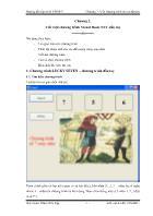 Hướng dẫn lập trình VB.Net - Chương 2: Viết chương trình VS.Net đầu tay - Phạm Đức Lập