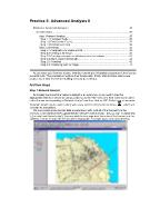 Lecture ERS 120: Principles of GIS - Practice 6: Advanced Analysis II - N.D.Bình