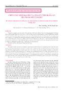 Chiến lược kinh doanh của công ty TNHH hoàn cầu Nha Trang đến năm 2015
