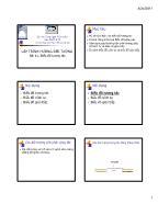 Công nghệ thông tin - Lập trình hướng đối tượng