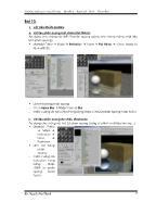 Giáo trình 3DS Max 9.0 - Phần 2 - Nguyễn Duy Thanh