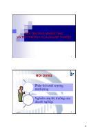 Giáo trình Quản trị Marketing - Chương 2: Môi trường Marketing và thị trường của doanh nghiệp - Nguyễn Quang Hải
