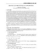 Khai thác luật thiết yếu nhất từ tập phổ biến đóng