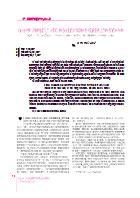 Nghiên cứu Chuẩn mực xã hội trong doanh nghiệp ở làng nghề bát Tràng hiện nay - Lê Thị Thúy Ngà
