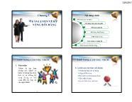 Quản trị bán hàng - Huấn luyện về kĩ năng bán hàng