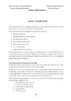 Quản Trị Dự Án Phần Mềm - Phần 2: Lên kế hoạch