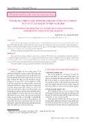 Luận văn Xây dựng chiến lược kinh doanh cho công ty cổ phần tư vấn và xây dựng 97 đến năm 2020