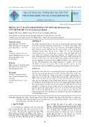 Phân lập và tuyển chọn dòng nấm men (Saccharomyces sp.) lên men rượu cà NA (Canarium album) - Nguyễn Thị Niềm